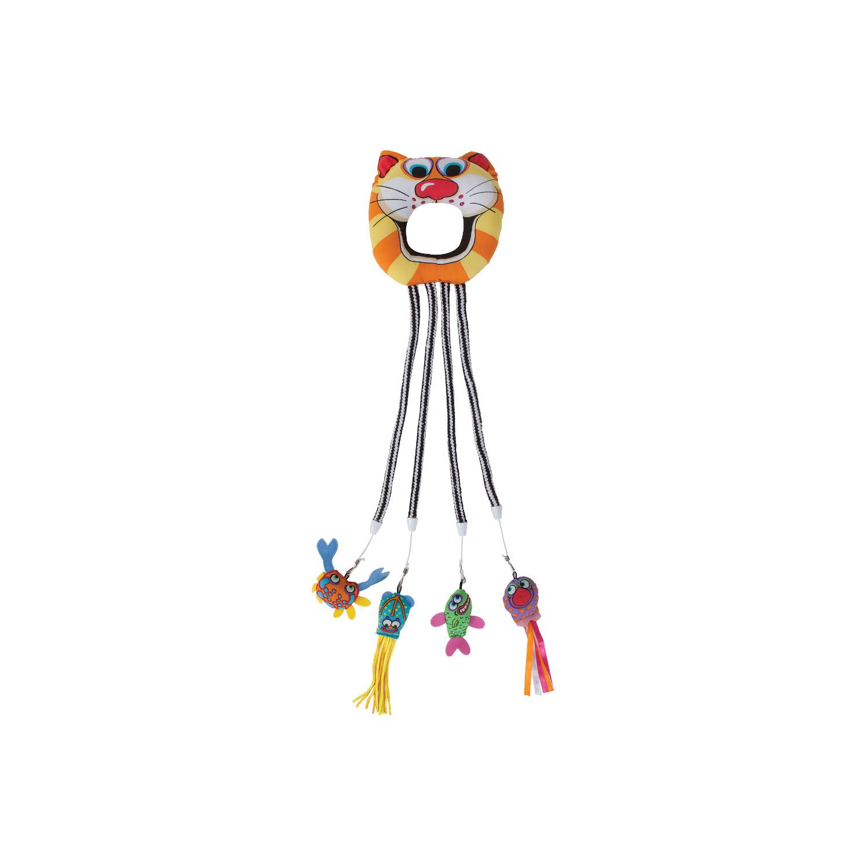 Catfisher Doorknob Hanger - Fat Cat