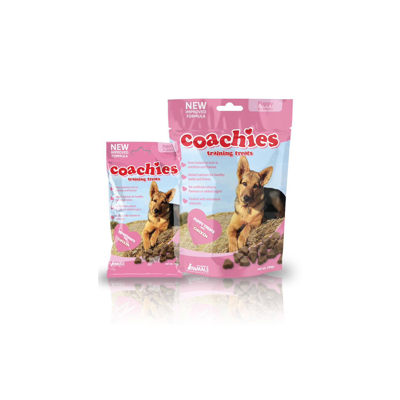 Coachies Puppy - Clix