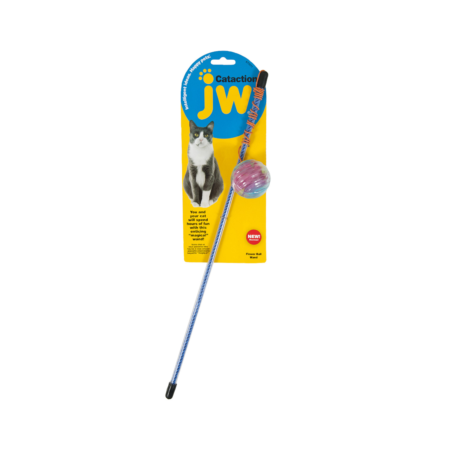 Flower Ball Wand - JW Cataction