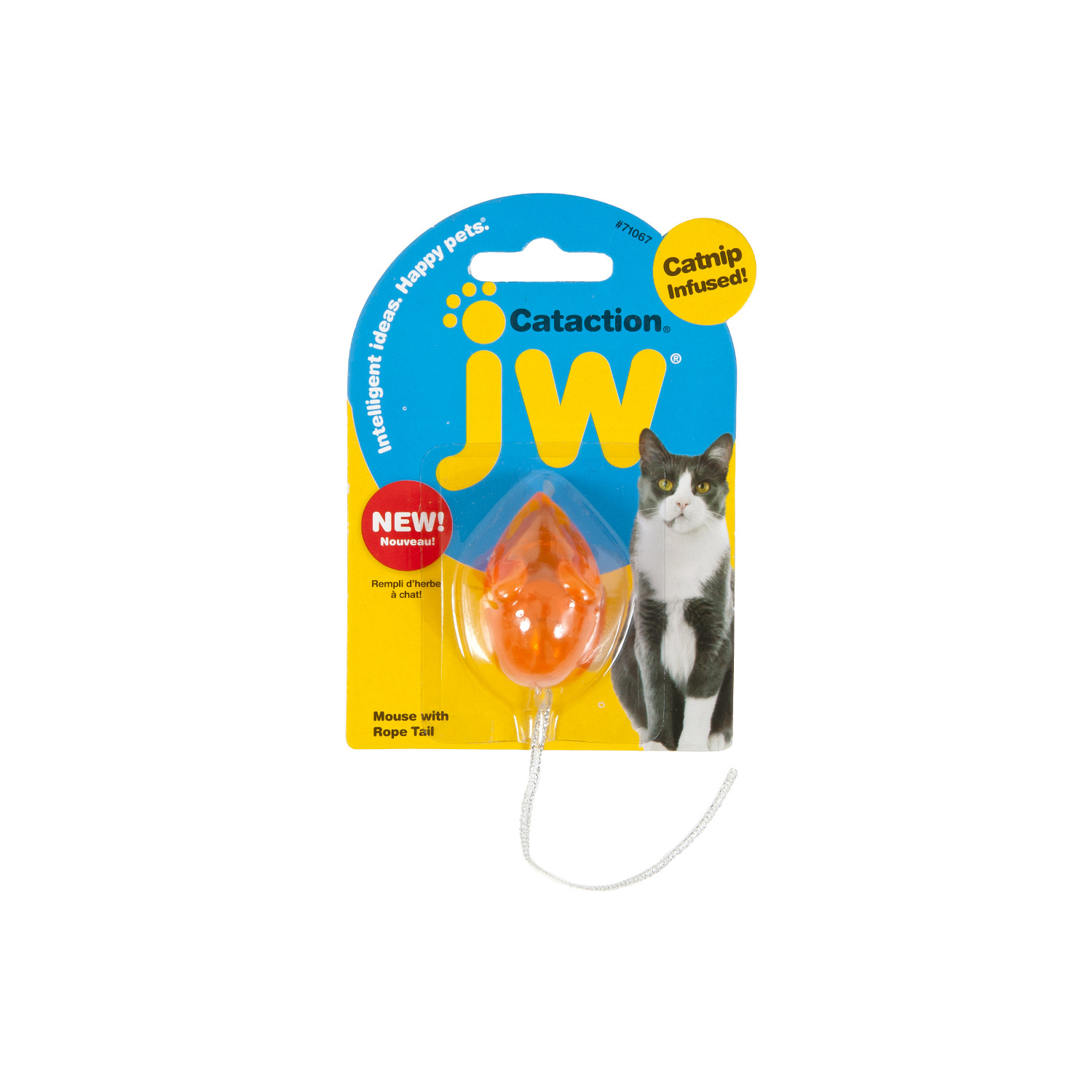 Mouse with Bell Tail - JW Cataction