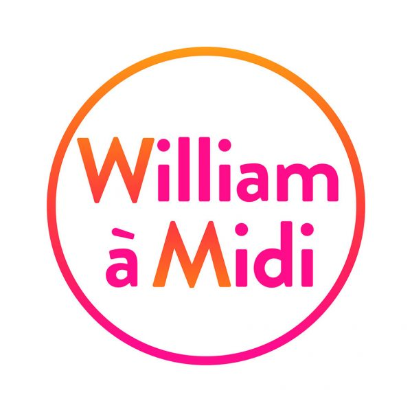 Logo William a Midi