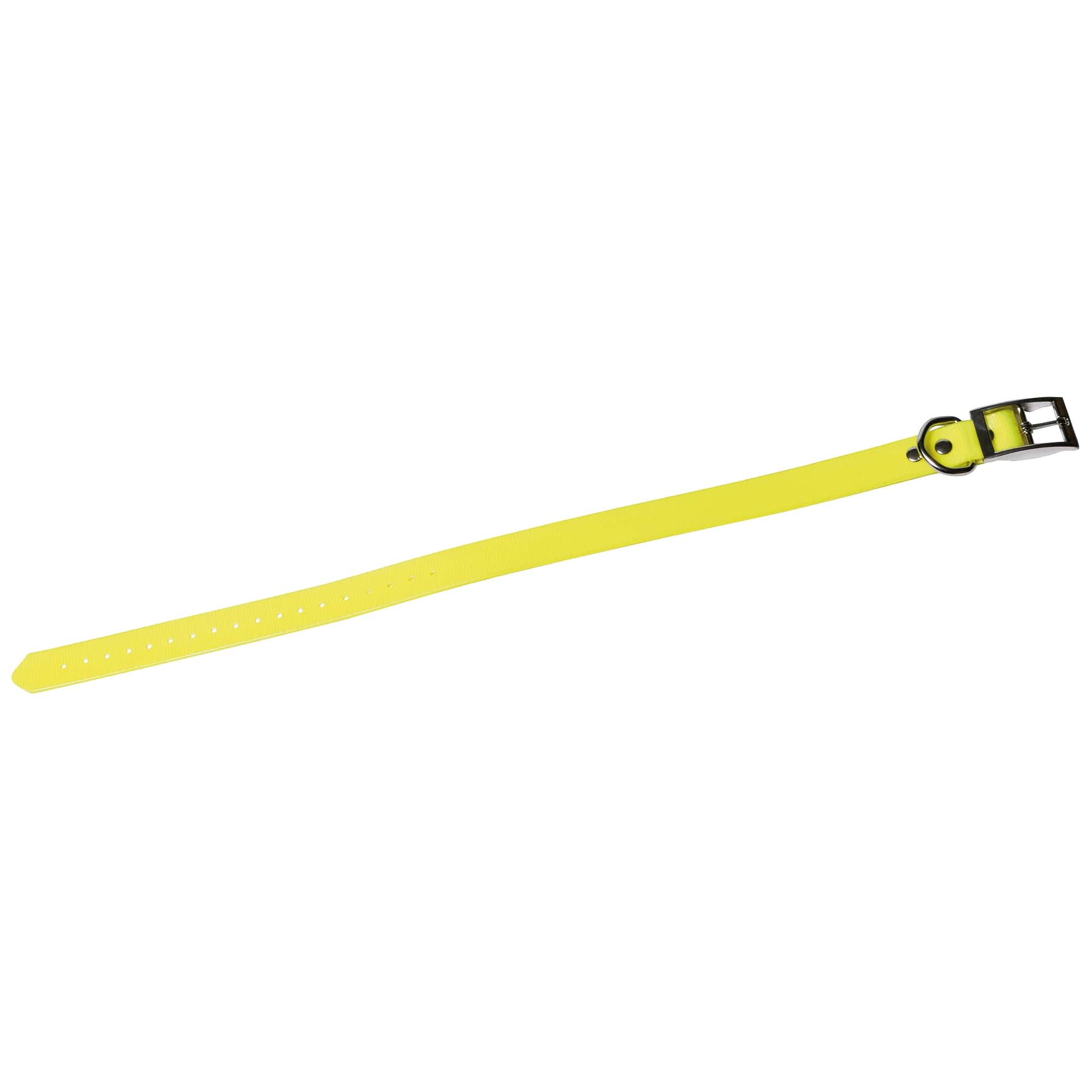 collier_fluo_polyester_jaune